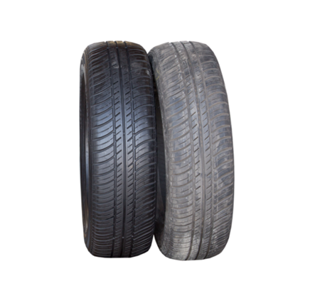Black Tire Paint Concentrate - 1 L