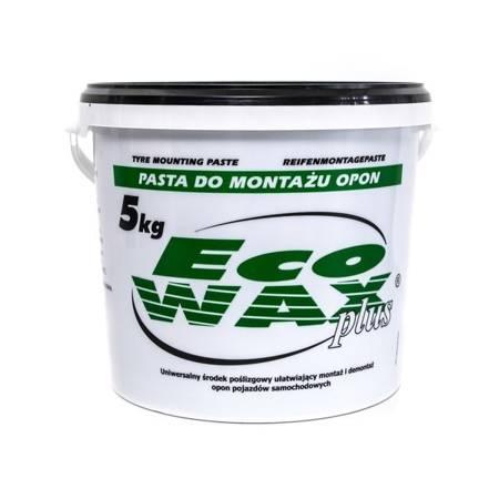 ECO-WAX plus Tyre Mounting Paste (Black) 5 kg
