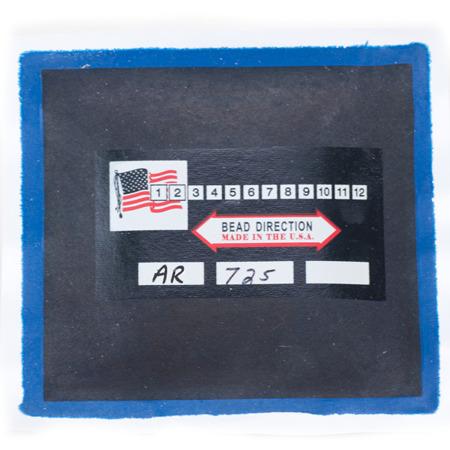 Radial Aramid Patch AR 25 (3ply) 115x125 mm