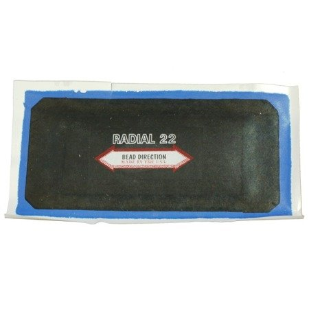 Radial Patch 22 (2ply) 76x150 mm