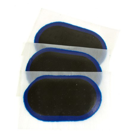 Tube Patch - X-tra Small Oval 38x64 mm (box 50pcs)