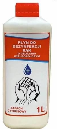 hand sanitizer 4-HAND PREMIUM 1 litr