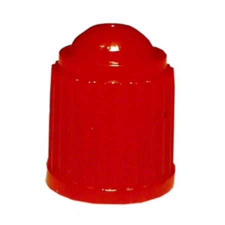 Kapturek czerwony TR-CV8 plastikowy (op.100szt.)
